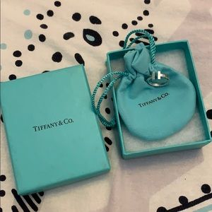 Tiffany & Co. Tiffany T Square Ring